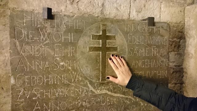 להרגיש את ההיסטוריה בטירת פראג