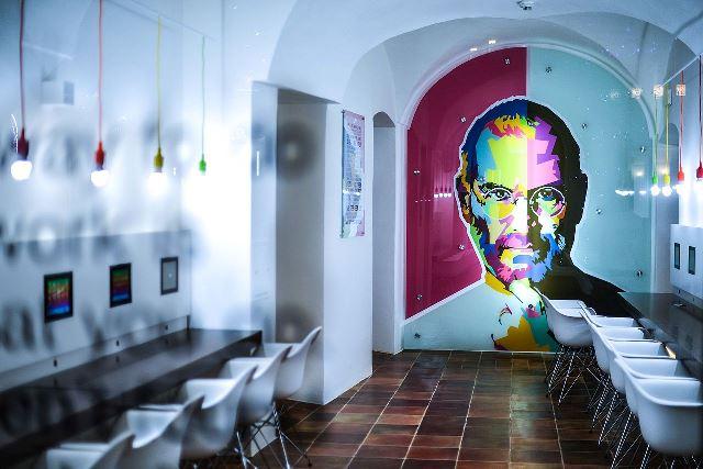 מוזיאון אפל בפראג