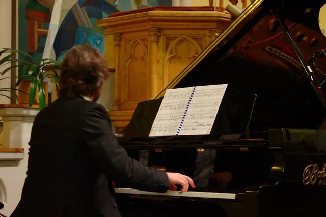 קונצרט צהריים בארמון לובקוביץ בפראג