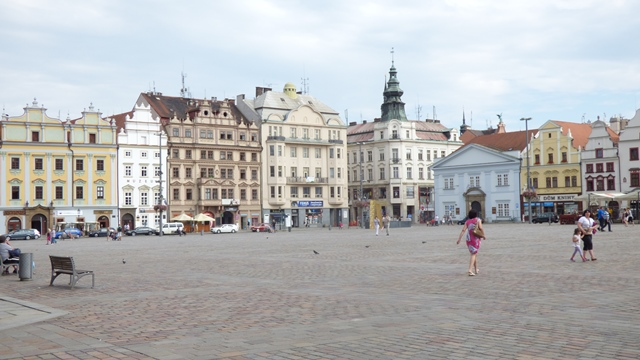 כיכר העיר פילזן
