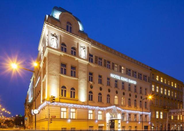 מלון קינג דיויד בפראג