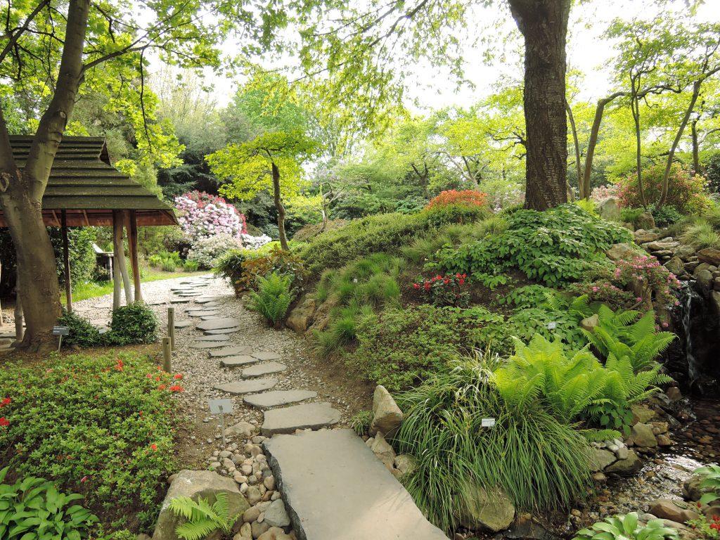הגן הבוטני בפראג - המקום המושלם לכל המשפחה