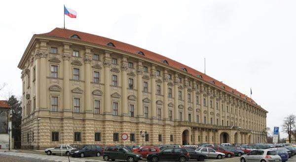 ארמון צ'רנין בפראג
