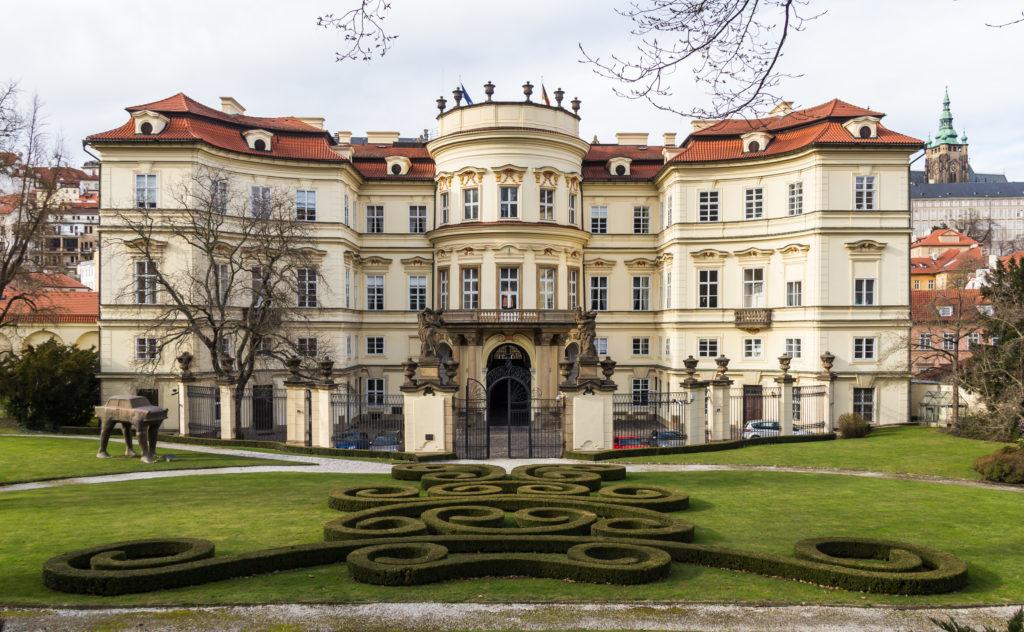 ארמון Lobkowicz בפראג