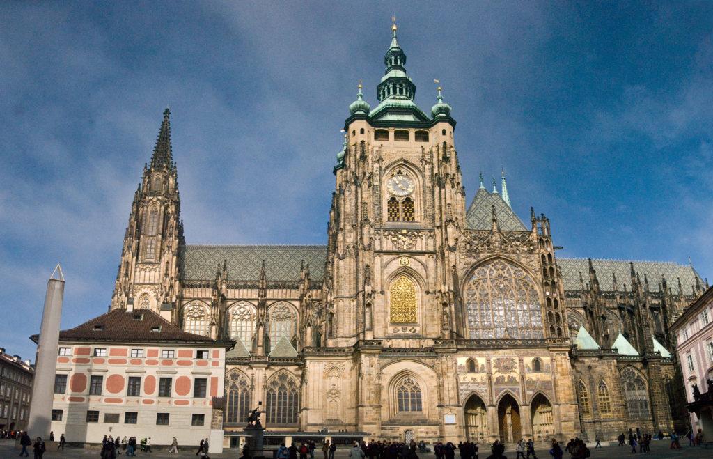 קתדרלת ויטוס הקדוש בפראג