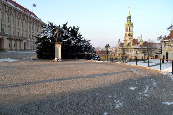 כיכר לורטה בפראג