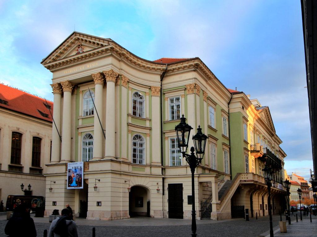 תיאטרון האחוזות בפראג