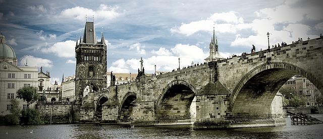 גשר קארל - עוד יצירת מופת של פטר פארלר