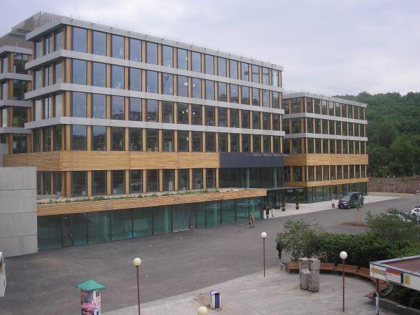 בניין הבנק למסחר בפראג