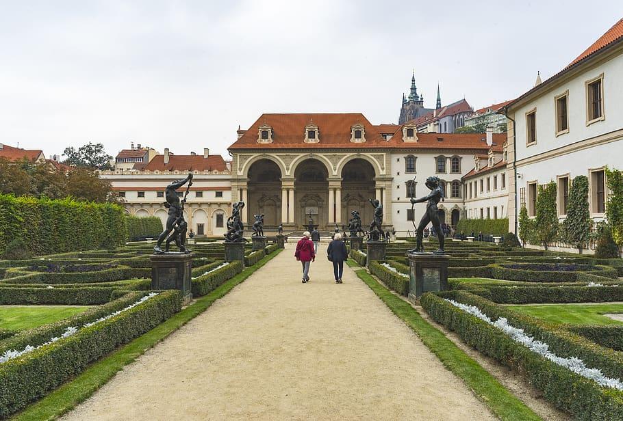 גני וולנשטיין בפראג